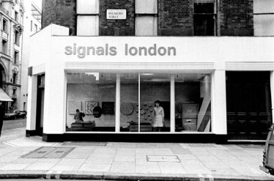 SIGNALS London (1964 - 1966) at England & Co Gallery