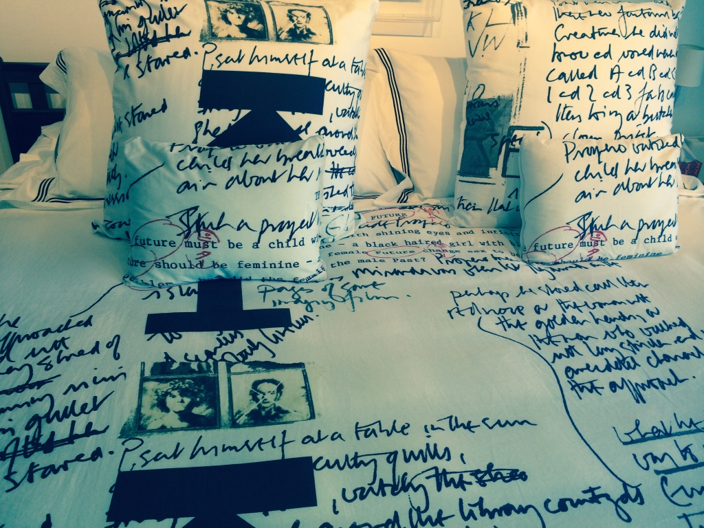 Peter Greenaway Bed Linen 2