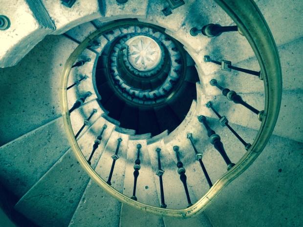 Vizcaya Stairwell