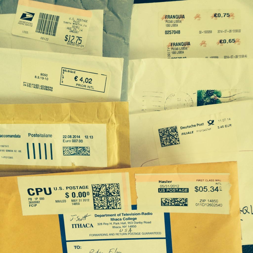International Envelopes
