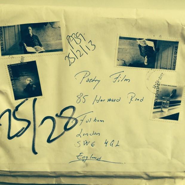 Envelope Stamps