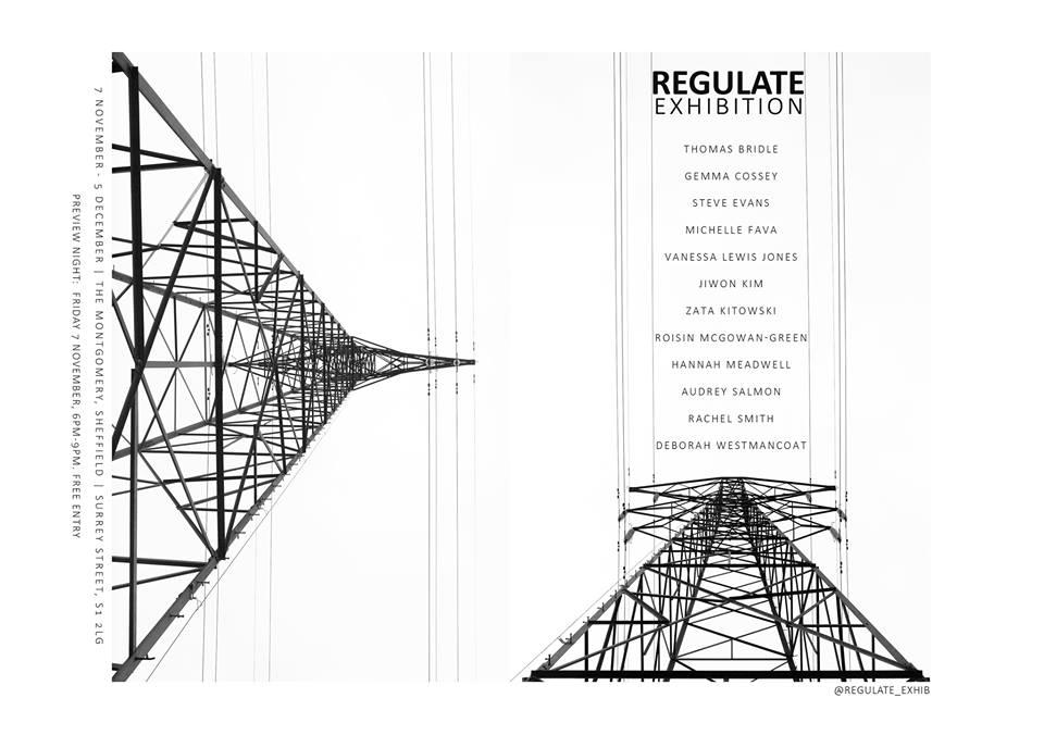 Regulate Poster