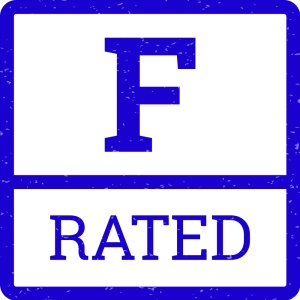F rated